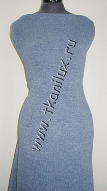 Пастель, сине-серый (трикотаж)