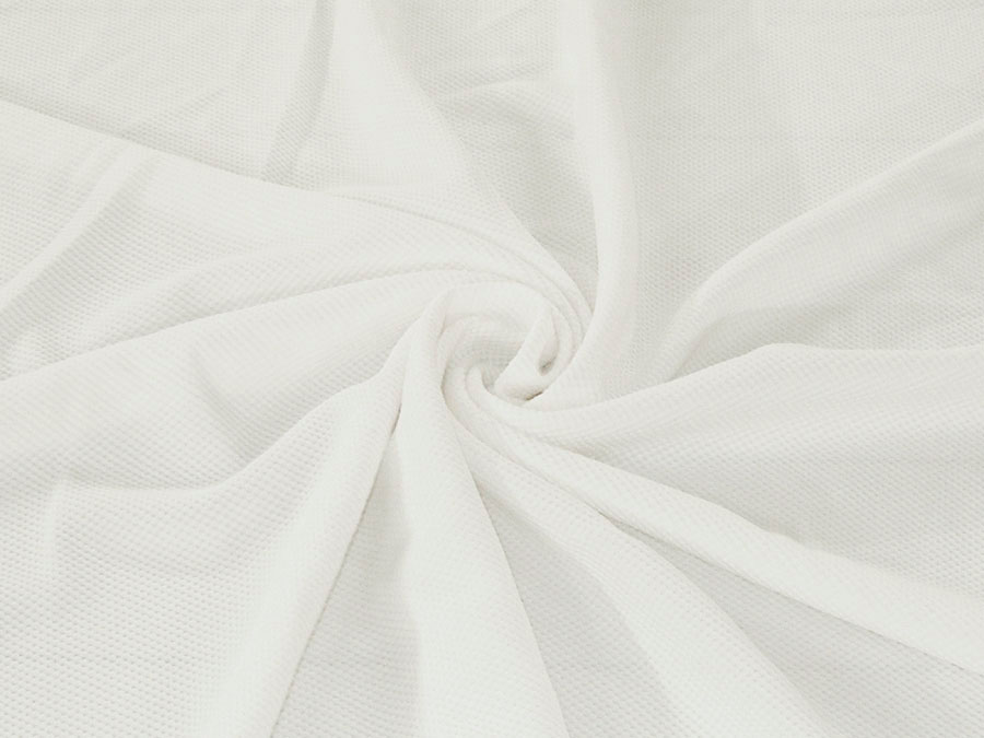 Диор №8, белый (трикотаж)