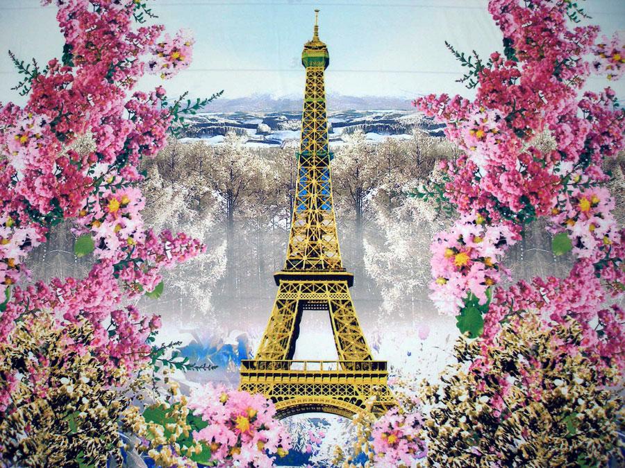 Отпуск. Париж (ниагара)