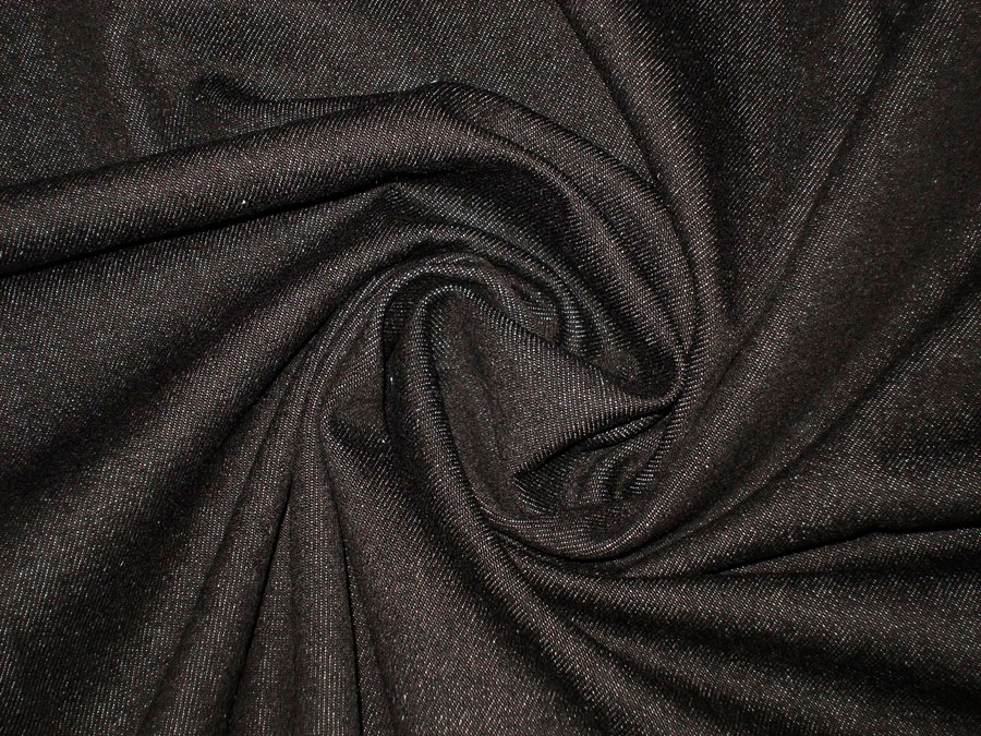 Деним 10 oz., черная (джинса)