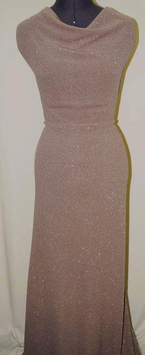 Брызги шампанского, беж (трикотаж)