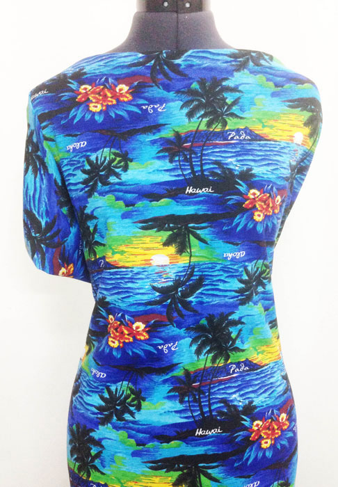 Гавайи на закате (кулирка)