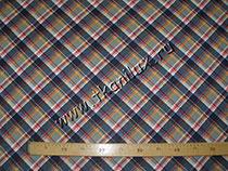 Весенняя шотландка №2 (трикотаж рома)