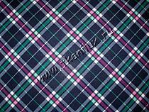 Весенняя шотландка №3 (трикотаж рома)