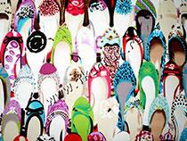 Туфельки (сатин-стрейч)