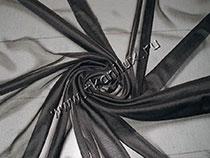 Подклад трикотажный черный