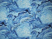 Голубой лед (штапель)