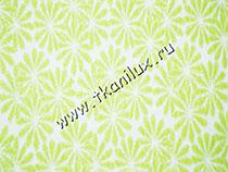 Ромашковое поле, лимон (жаккард)