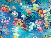Медузы (штапель)