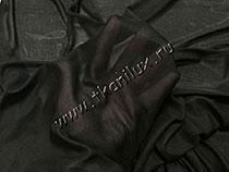 Трикотажный подклад черный